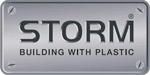 Storm Building Products Logo