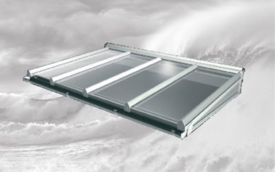Self Supporting Roof System