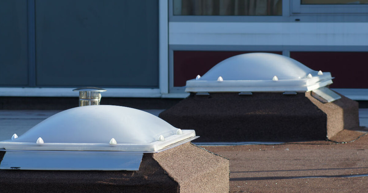 roof domes