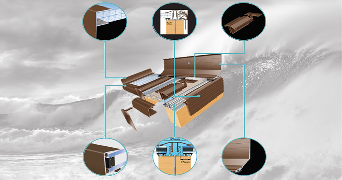 Rafter Supported Roof System