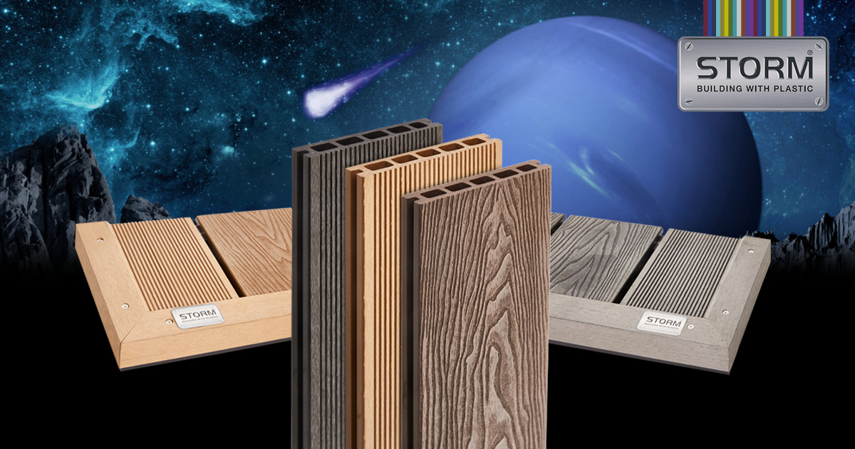 why use composite decking